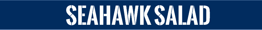 Seahawk Salad Recipe Banner
