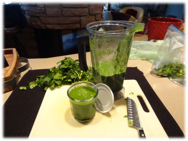 Lean Green Detox Smoothie Recipie