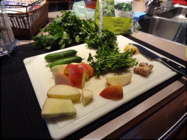 Lean Green Detox Smoothie Recipe