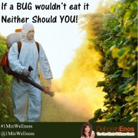If a bug wouldn't eat it neither should you Deborah Enos
