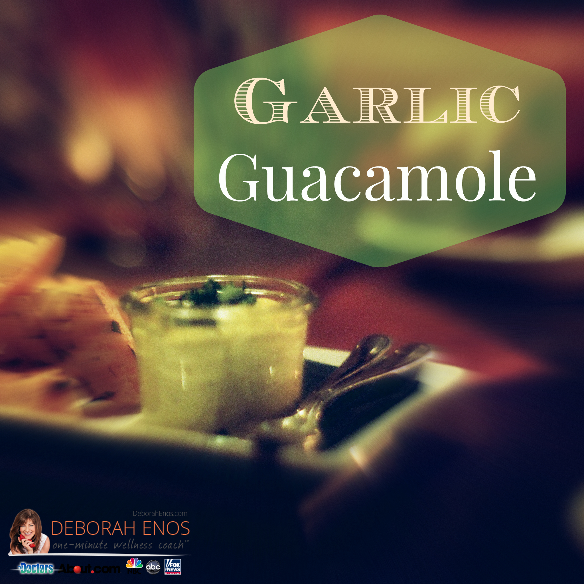 garlic guacamole recipe healthy pregame football snacks