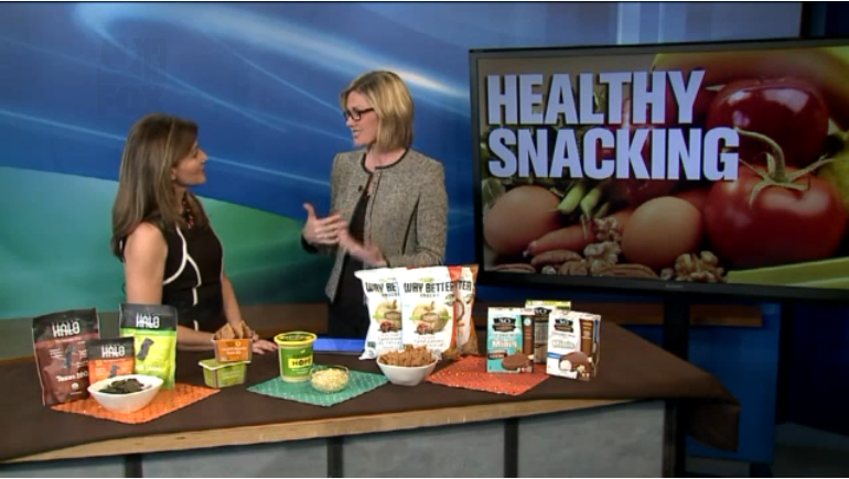 Top Healthy Snacks of 2015 - Part 2