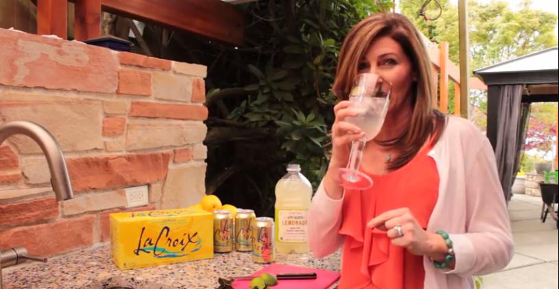 Deborah's Lacroix Lemonade
